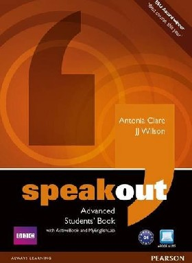 Speakout Advanced SB with DVD/Active Book and MyLab Pack