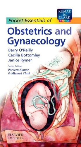 Saunders` Pocket Essentials Of Obstetrics & Gynaecology