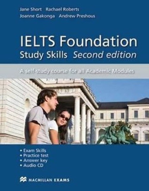 IELTS Foundation 2Ed Study Skills Pack (Academic Modules)
