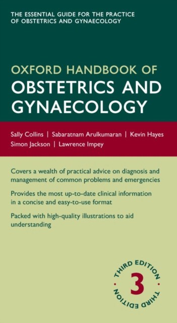 Oxford Handbook of Obstetrics and Gynaecology  Third Edition