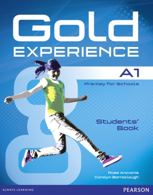Gold Experience A1 SB +DVD