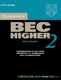 Cambridge BEC 2 Higher Student`s Book with answers