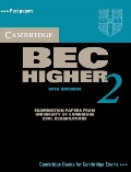 Cambridge BEC 2 Higher Self-study Pack (Student`s Book with answers and Audio CD)