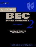 Cambridge BEC 2 Preliminary Student`s Book with answers