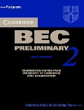 Cambridge BEC 2 Preliminary Self-study Pack (Student`s Book with answers and Audio CD)
