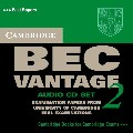 Cambridge BEC 2 Vantage Audio CD