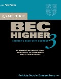 Cambridge BEC 3 Higher Self-study Pack (Student`s Book with answers and Audio CD)