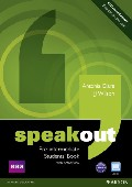 Speakout Pre-Intermediate Level Student's Book/DVD/Active Book Pack