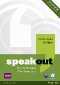 Speakout Pre-Intermediate Level Workbook +key + CD Pack