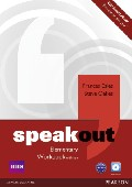 Speakout Elementary Level Workbook +key + CD Pack