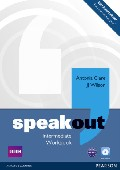 Speakout Intermediate Level Workbook No Key and Audio CD
