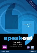 Speakout Int SB +MyLab Pk