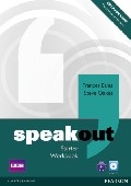 Speakout Starter Workbook -key + CD Pack