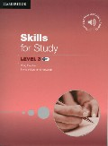 Skills and Language for Study Level 3 Skills for Study Student`s Book with Downloadable Audio