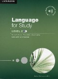 Skills and Language for Study Level 2 Language for Study Student`s Book with Downloadable Audio