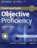 Objective Proficiency Second edition Student`s Book with answers with Downloadable Software